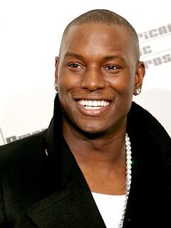 Tyrese Gibson from MTV